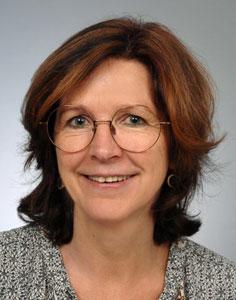 Portrait-Foto von Ingrid Priller Fischer